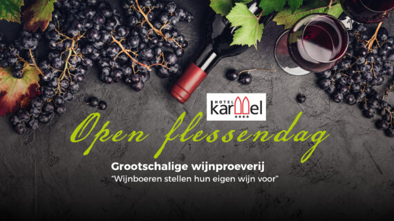 Open Flessendag Vinterra